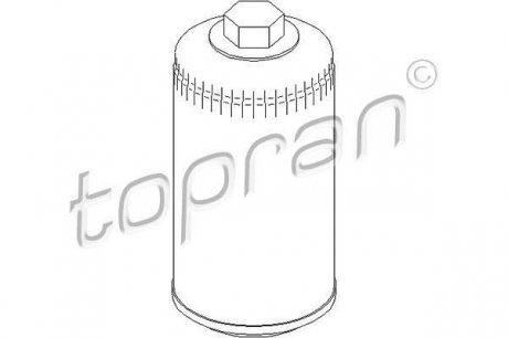 Масляный фильтр Topran (Hans Pries) 101 574